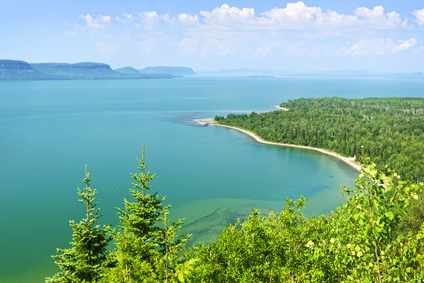 Largest Freshwater Lakes in the World