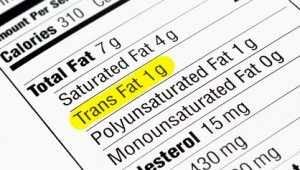 Foods With The Highest Levels of Trans Fats