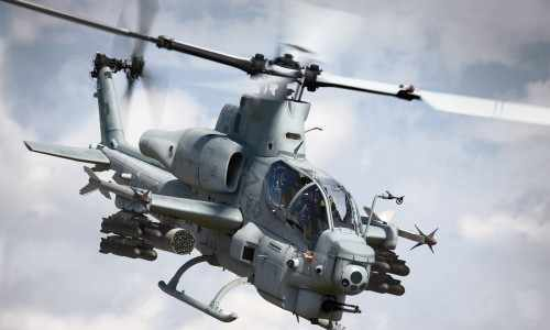 Top 5 Countries with the Most Combat Helicopters