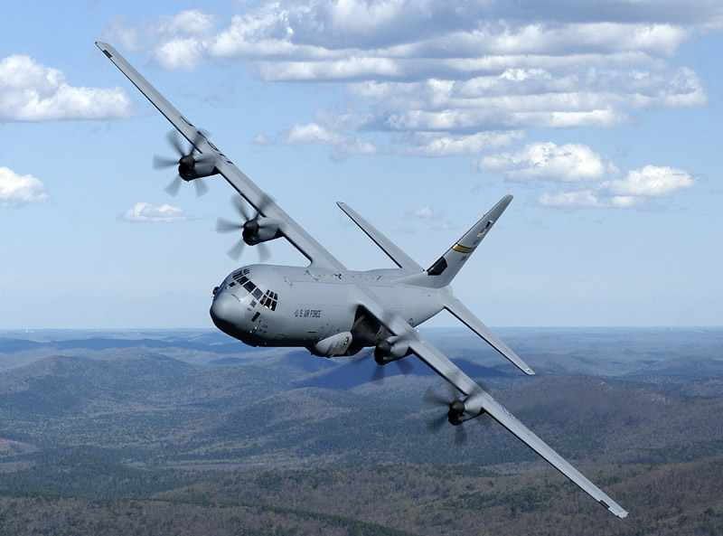 Types of Military Transport Aircraft