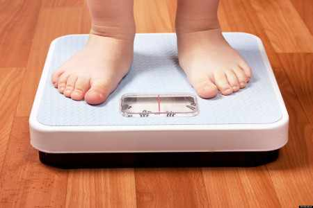 Top 5 U.S. States with the Highest Rates of Obese Children 10 to 17 Years Old