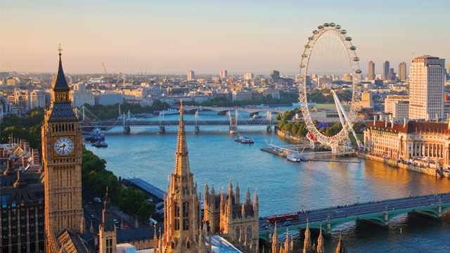 Top 5 Largest Cities in the United Kingdom