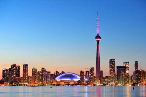 Top 5 Largest Cities in Canada