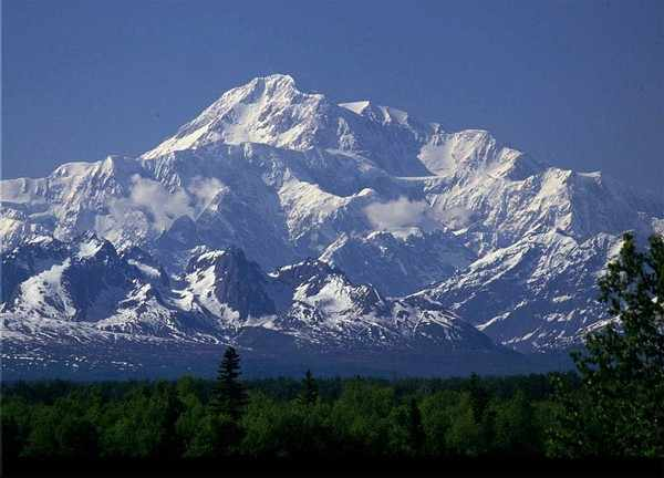 The Top Highest Mountains In The United States - United states mountains