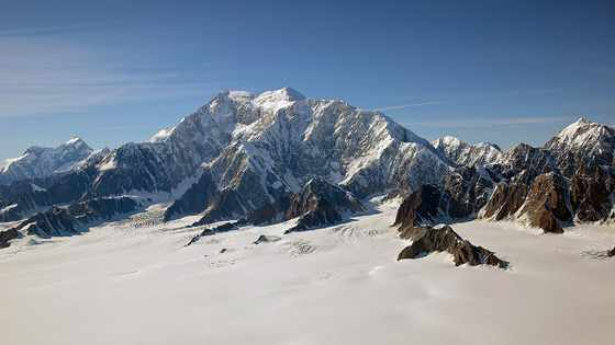 Highest Mountains in North America