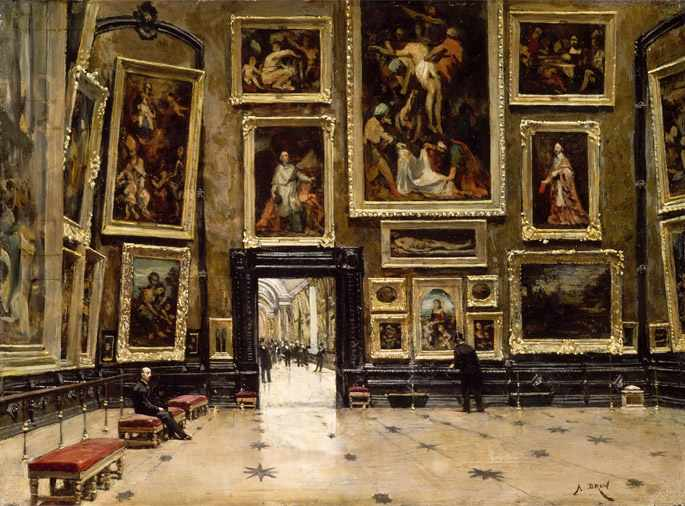 Top 5 Most Visited Art Museums in the World 2015